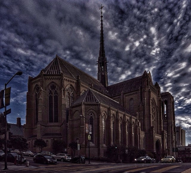 Church: Image by MomentsForZen
