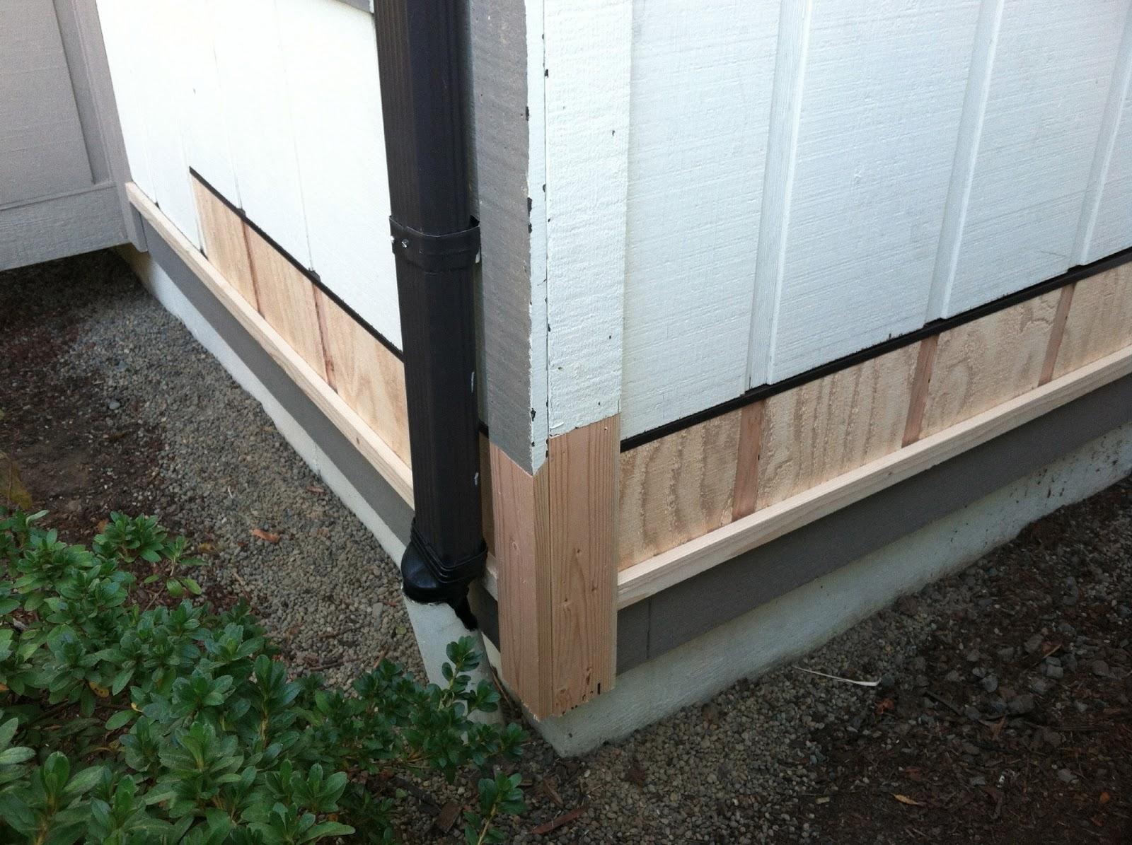 Consider It Done Construction: Rot: Custom Wood Siding Repair