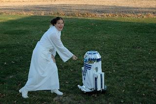 Halloween Star Wars www.traceeorman.com