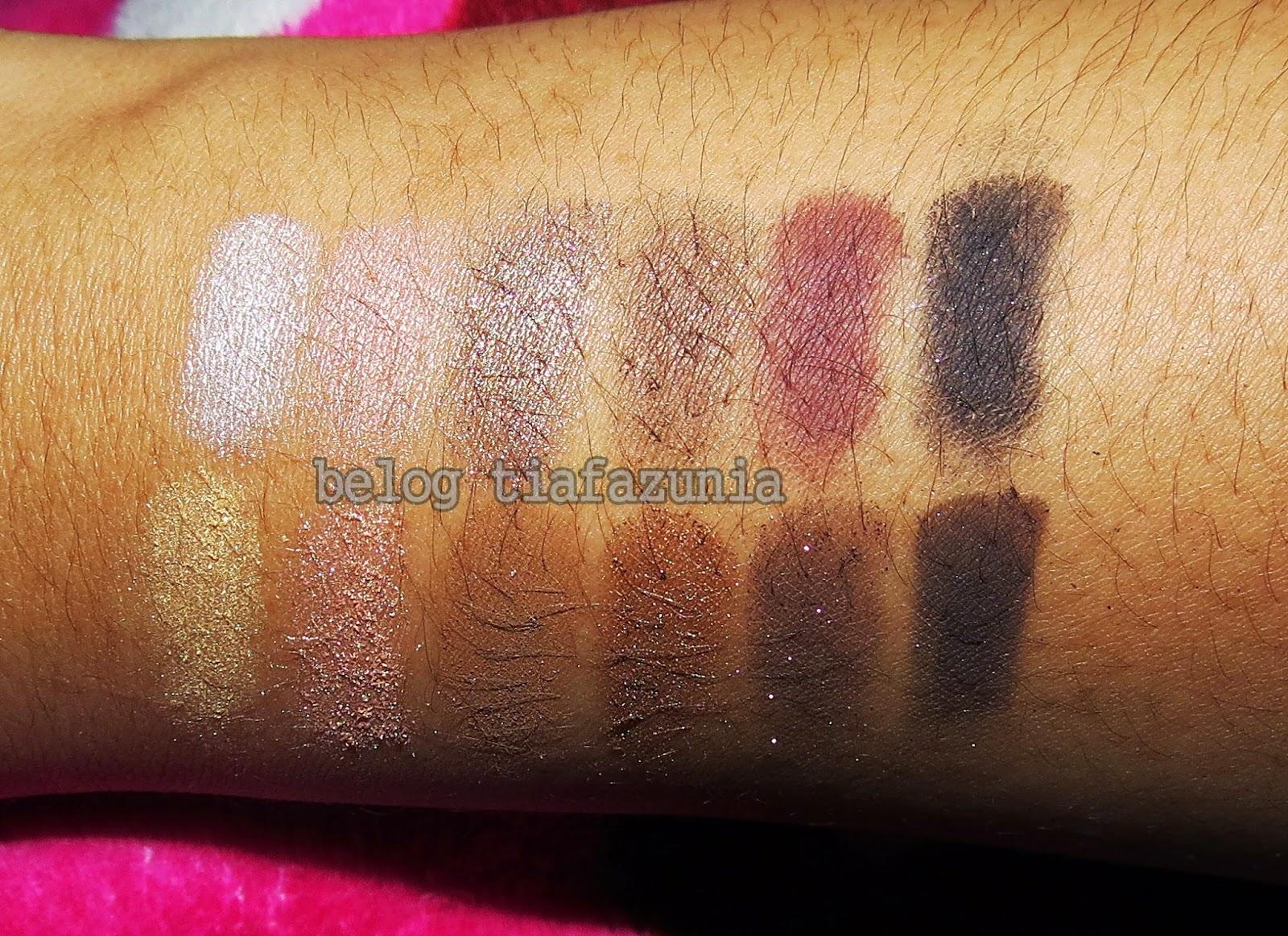 Belog Tiafazunia The Balm Nudetude Eyeshadow Palette