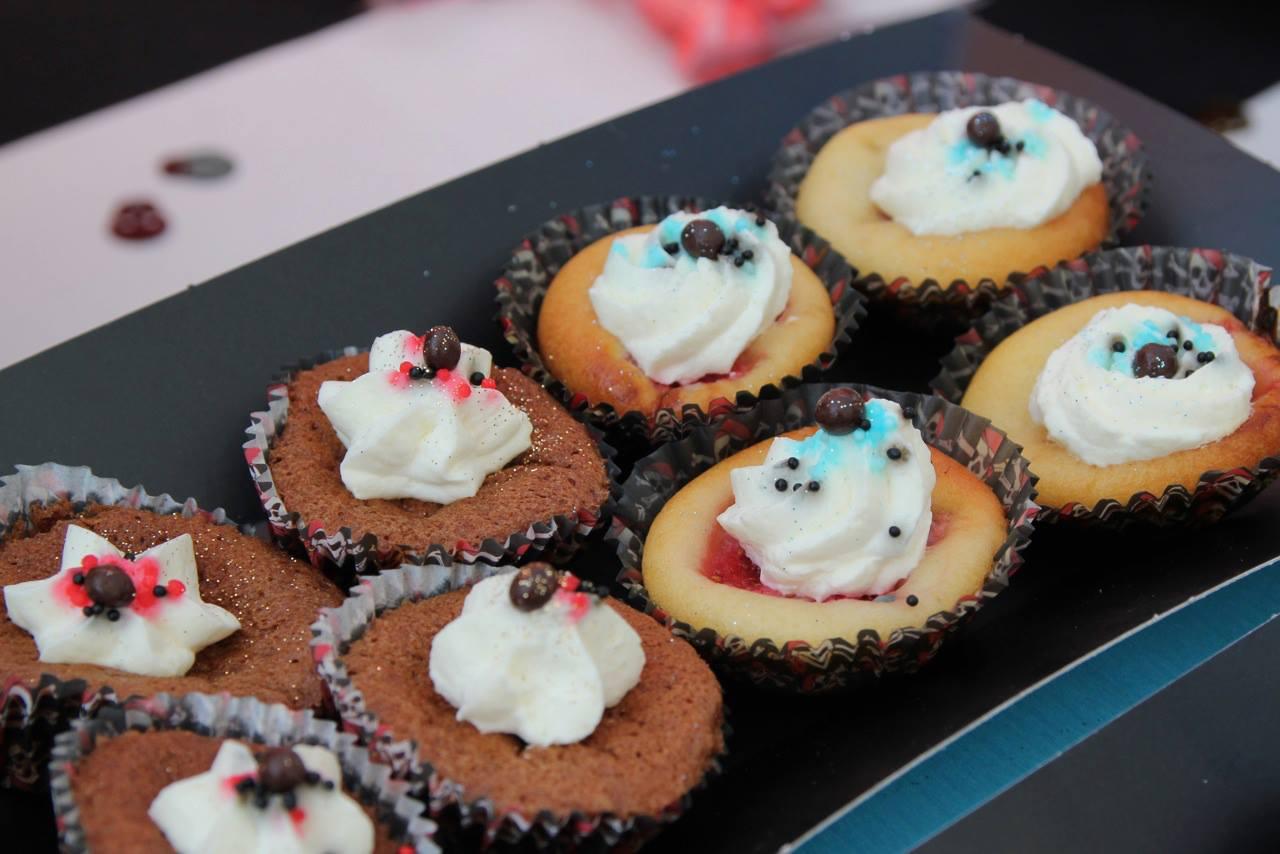cupcakes anniversaire un an