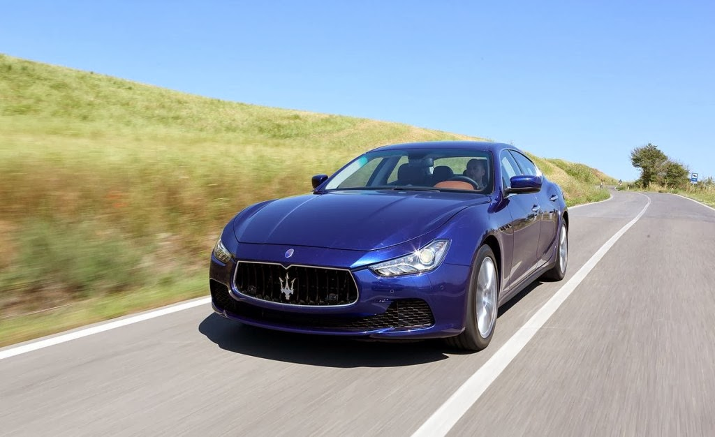 Maserati Ghibli Car Wallpapers