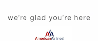 AA says 'we're glad you're here'