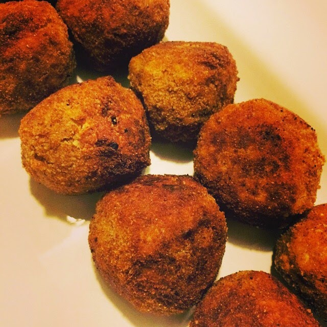 Christmas New Years Appetizers Sauerkraut Balls