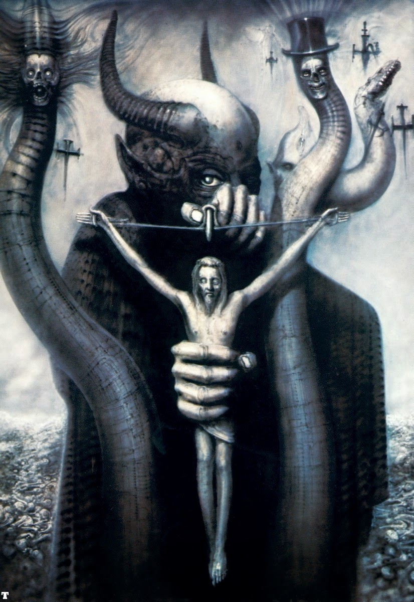 HR Giger dies died May 12 2014 celtic frost to mega therion