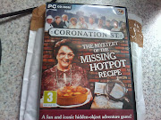 coronation street,the mystery of the missing hotpot recipe.