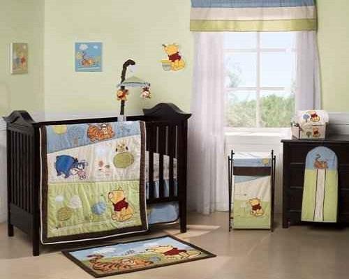 Décoration chambre bébé Disney