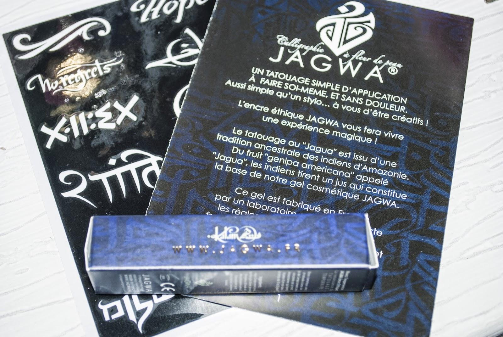 tatouage ephemere toulouse - Jagwa Calligraphie à fleur de peau Toulouse vip