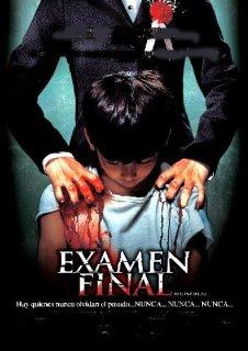 Examen Final  [2006] [DvdRip] [Latino] [DF-FS-RG]