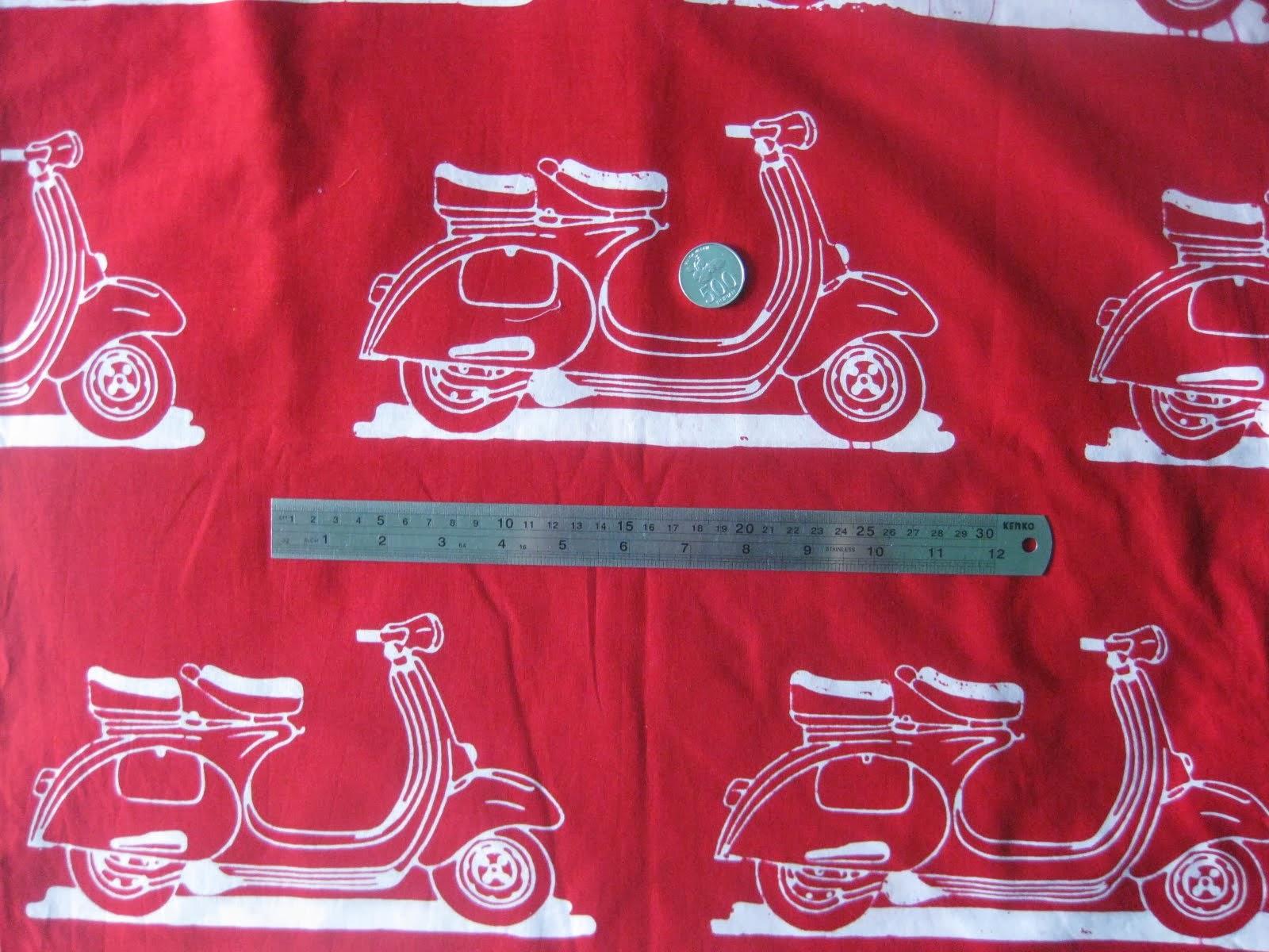 pilihan kain batik