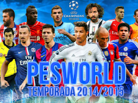 Patch PES 2013 Terbaru dari PES World Patch 2.0