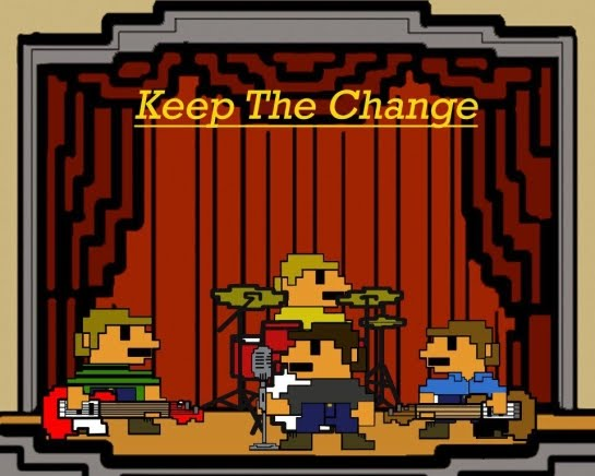 Keep the Change: indie pop/rock five piece band from Burlington, ON, CA played in E115 of the ArenaCast