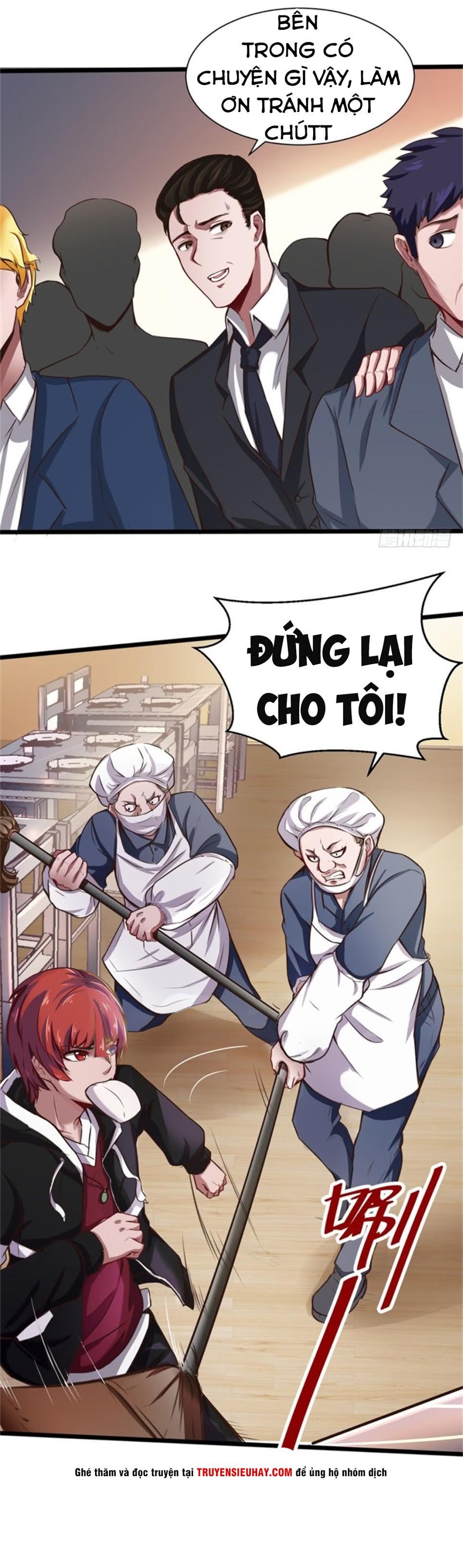Đô Thị Âm Dương Tiên Y chap 2 - Trang 5