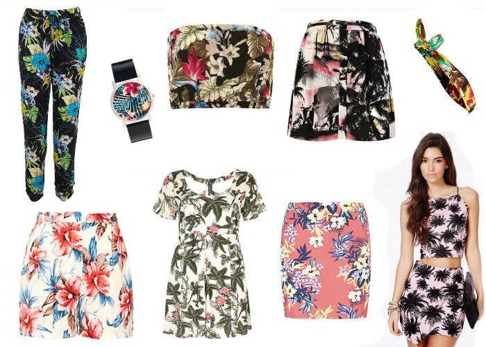Love From Lisa's Trend of the Week: Tropical Print
