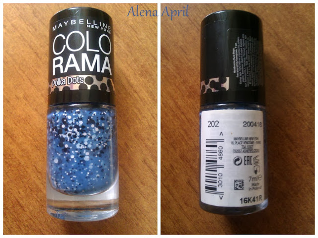 COLORAMA Polka Dots №202 от Maybelline New York