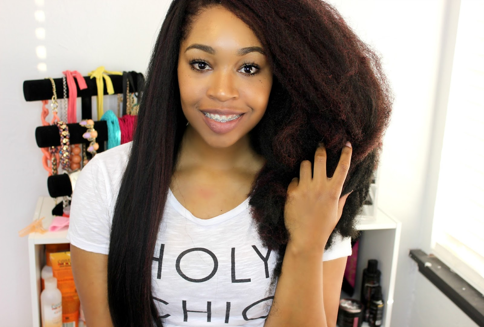 Tiffany Nichols Design Crochet Braids Outre X Pression