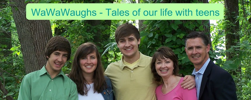 Wawawaughs - Tales of our life with teens