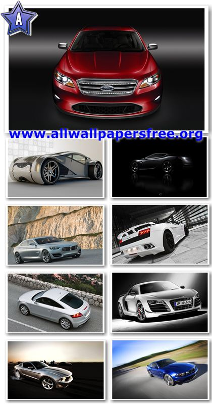 100 Amazing Cars Widescreen Wallpapers 1920 X 1200 [Set 4]