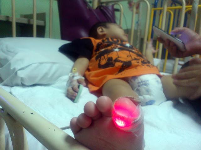 Gastrostomy Infection