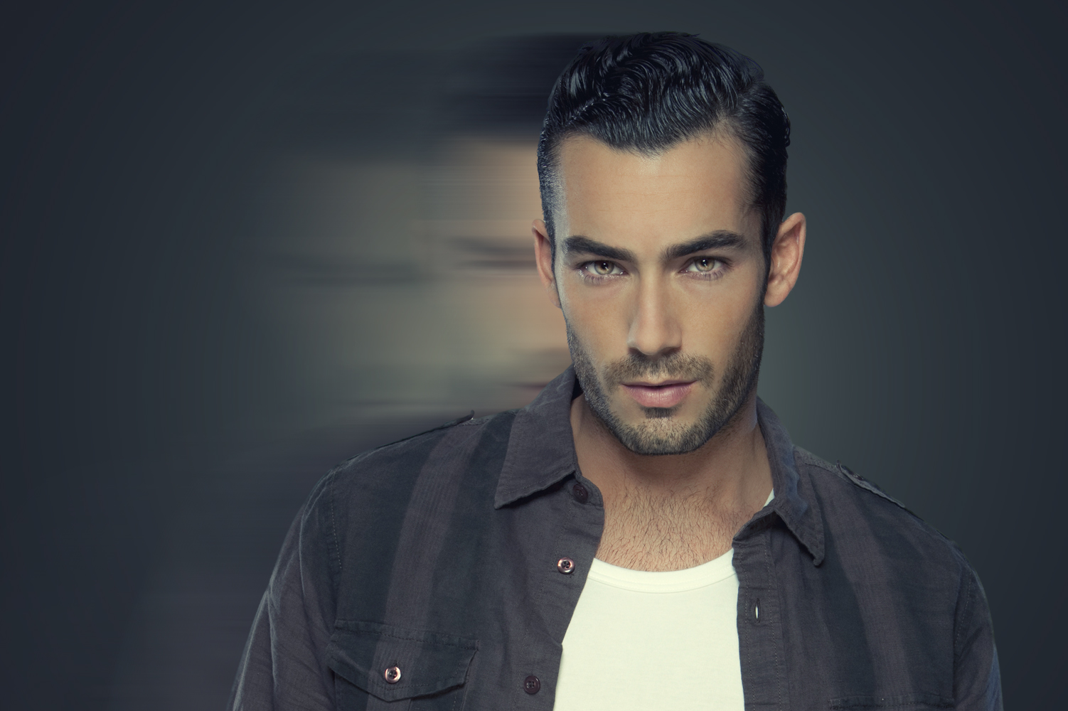 THE MOST BEAUTIFUL PEOPLE ON EARTH: AARON DIAZ