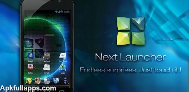 Next Launcher 3D v1.19