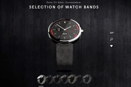 Motorola rilis video demo smartwatch Moto 360