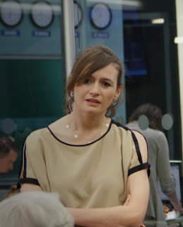 "Emily Mortimer, ""MacKenzie"" on The Newsroom"