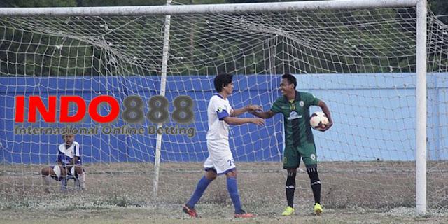 Sepak Bola Gajah PSS Sleman vs  PSIS Semarang- Indo888News