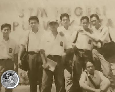 Foto bersama teman - teman STMN Purwakarta.