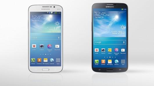 Galaxy Mega 5.8 & Galaxy Mega 6.3