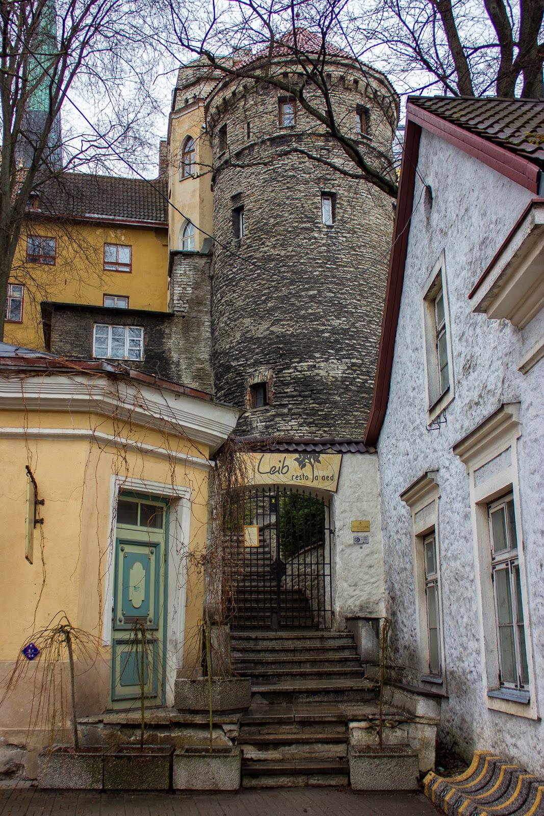 На пароме в Таллин
