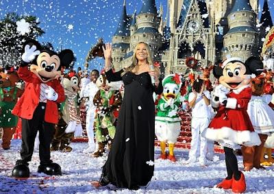 Imagens do Natal na Disney