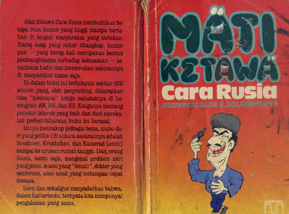 Download Ebook Anekdot Humor - Mati Ketawa Cara Rusia