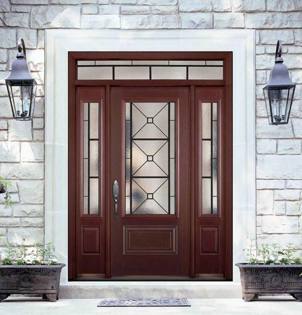 75 Front Door Design Ideas | Alexander Gruenewald