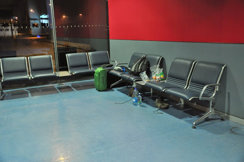 Irland 2014 - Tag 10 | Shannon Airport