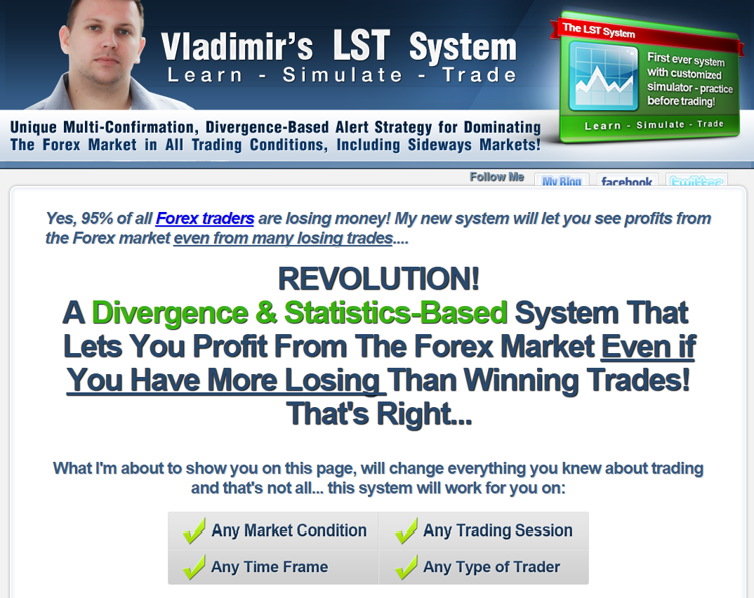 Lst forex trading system