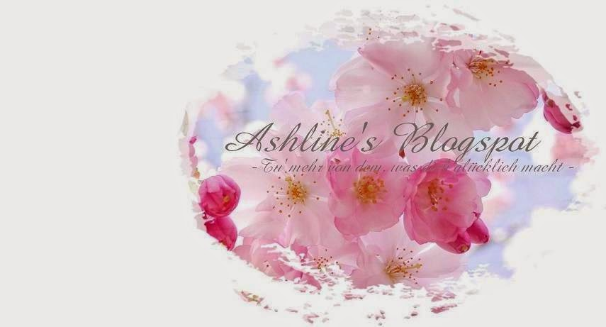Ashline's Blog
