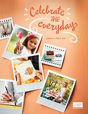 New 2014 Celebrate Catalog