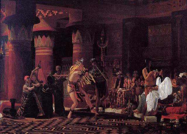 Sir Lawrence Alma-Tadema, Tadema,ancient egypt