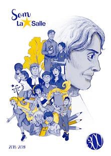 Fa 300 anys i avui: Som La Salle!
