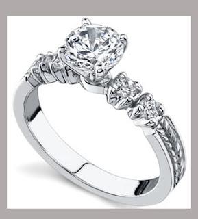 Cómo son los anillos de compromiso