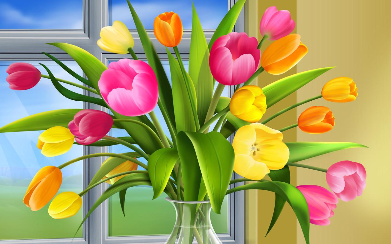 20 fotos gratis de rosas tulipanes y arreglos florales - Fotos de rosas de colores ...