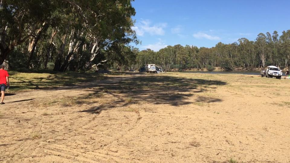 Victorian Free Camping Carters Beach Camping Area