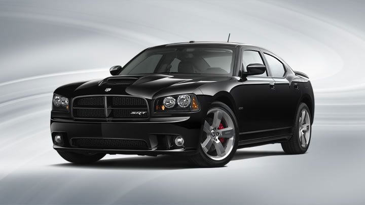 Cars World Dodge Charger 2008