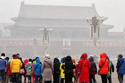 北京 霧霾 煤改氣