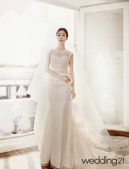 Park Hyo Joo - Wedding21 June 2014