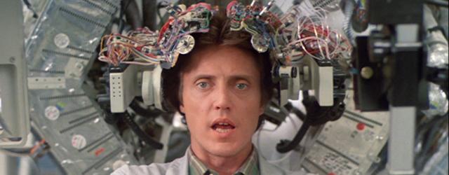 """Дом Восходящего Солнца: Кадр из фильма Brainstorm, описание которого начинается с фразы: """"Представьте себе машину, которая сможет легко загружать кому-либо мысли и переживания другого человека"""""""