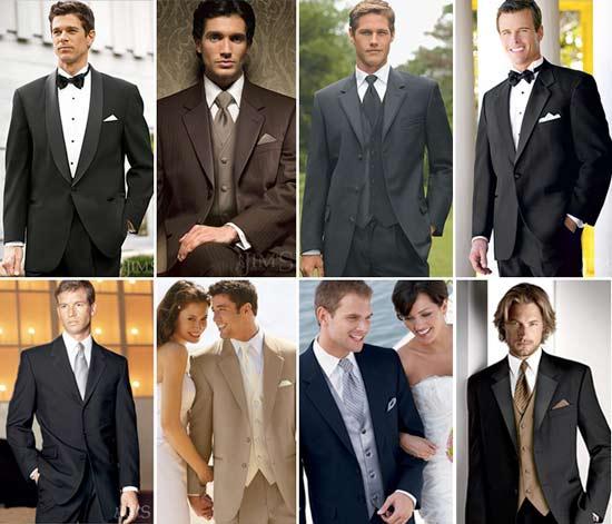 Noivos, padrinhos e pais dos noivos: o que vestir no ...