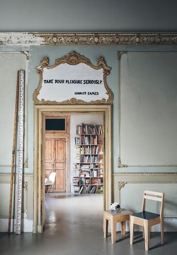 Decorazione palazzo siciliano