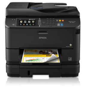 Epson WorkForce Pro WF-4640 Driver Download For Windows 10 And Mac OS X